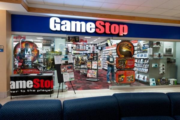 GameStop financials
