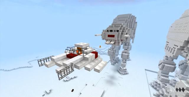 Minecraft Hoth