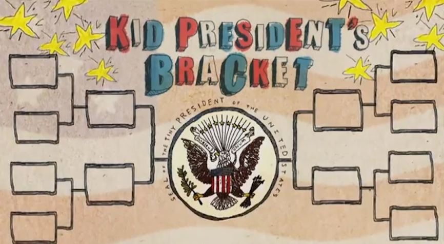 Kid President on ESPN