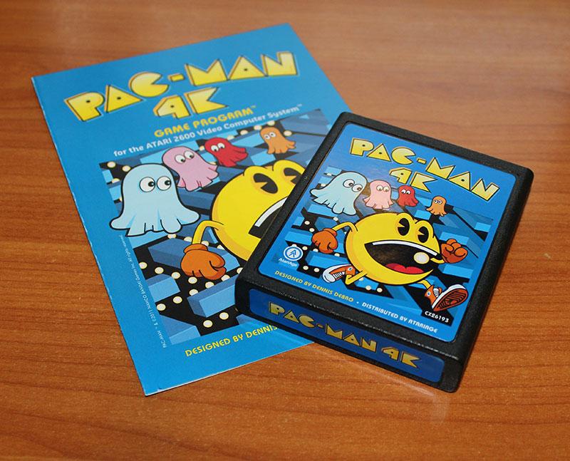 Pac-Man 4K