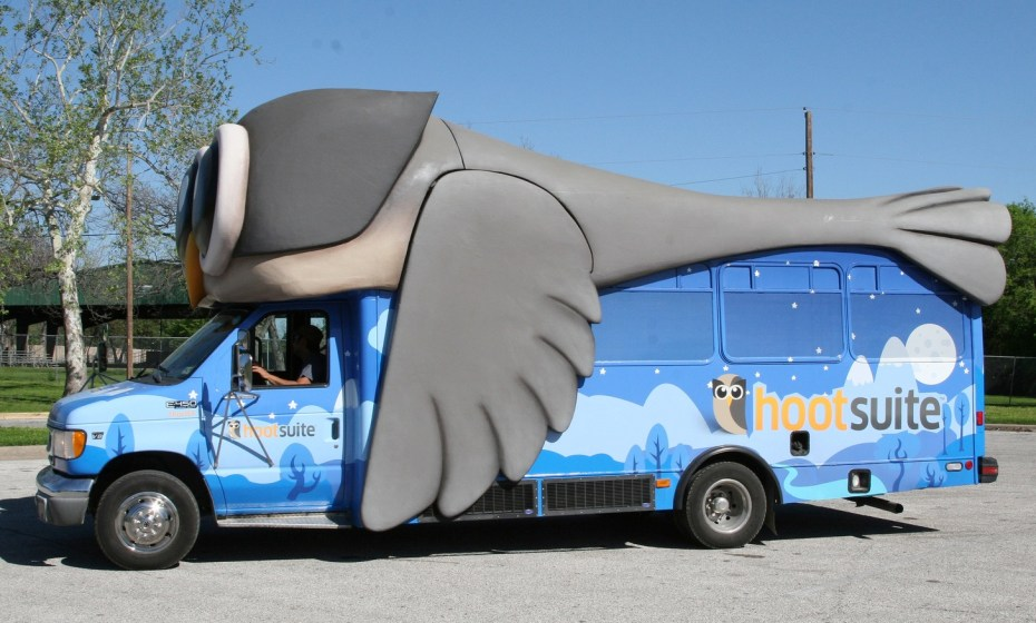 hootsuite bus