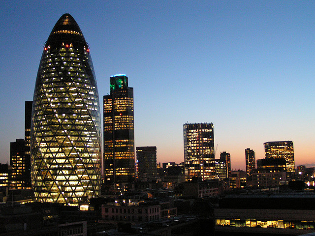 London is turning into a hotbed of startup innovation