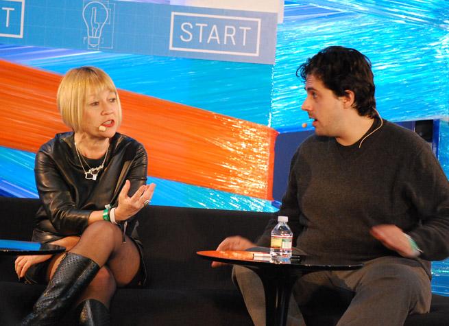 Cindy Gallop MakeLoveNotPorn Start David Tisch