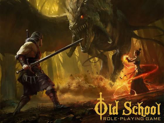 Old School RPG