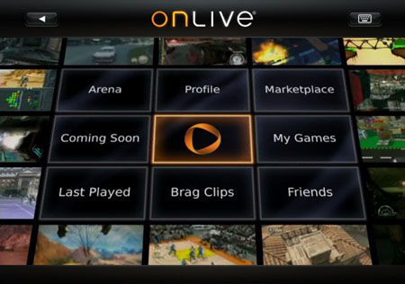 OnLive Viewer