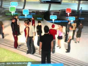 Welcome to Second Life, PlayStation editiorn