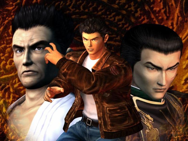 Sega's cult-classic open-world adventure title Shenmue.