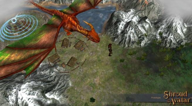 shroud dragon big