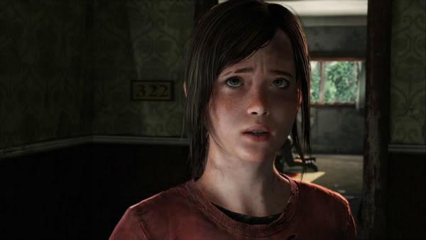 Ellie--The Last of Us