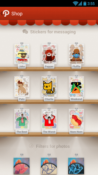Path 3 stickers