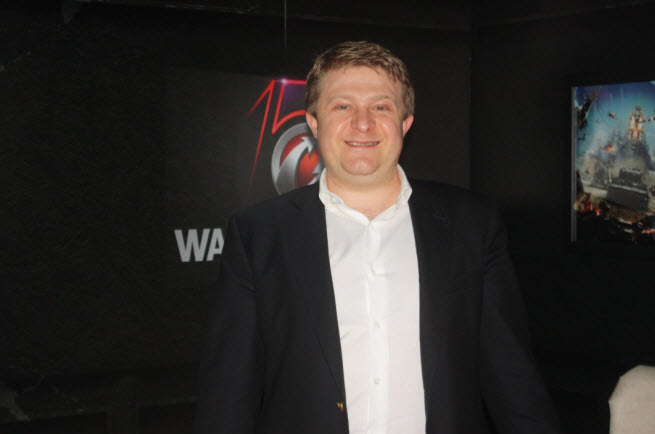 Wargaming.net CEO Victor Kislyi