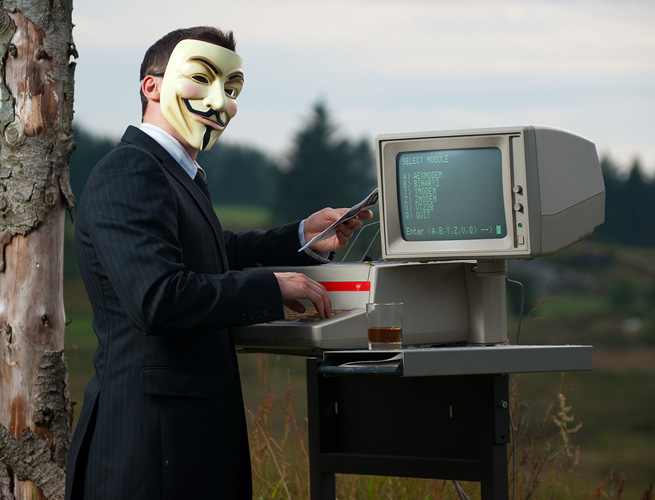 anonymous banker