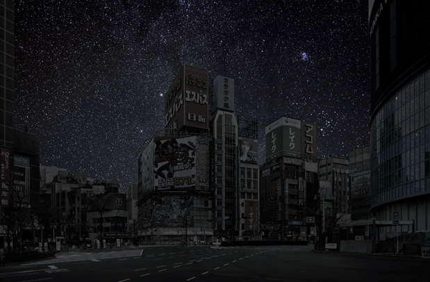 Dark Sky Tokyo