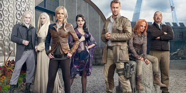 defiance the show