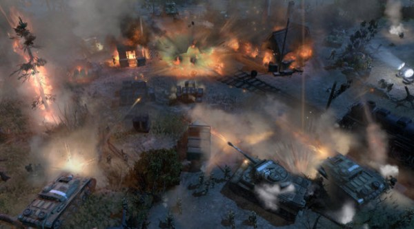 Company of Heroes Theater of War
