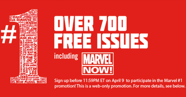 Marvel-comixology