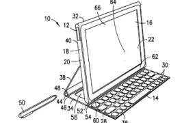 Nokia tablet patent