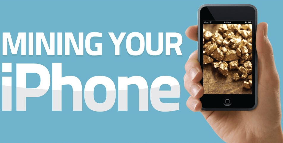 mining your iphone