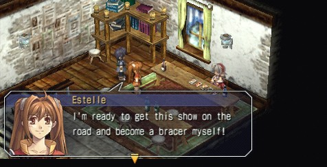 Trails in the Sky screenshot 1