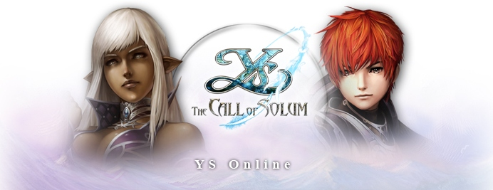Ys Call of Solum Title