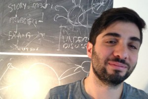 Co-founder Ash Sanieyan