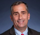 Intel CEO Brian Krazanich