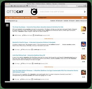 Ottocat app discovery