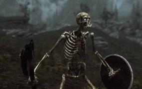 Skyrim: Beast Skeletons