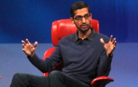 Sundar Pichai, the head of Android at Google