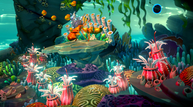 Disney Fantasia: Music Evolved The Shoal
