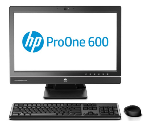 hp commercial desktops