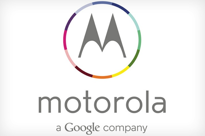 Motorola colorful Logo