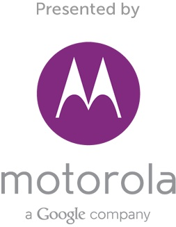 motorola logo purple