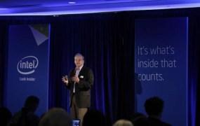 Justin Rattner, Intel CTO