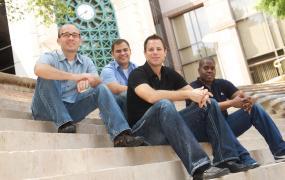 TrueAbility's founding team.