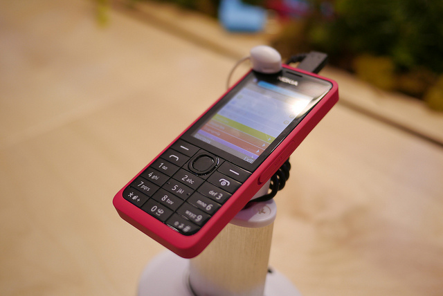 The lowly feature phone still has many more users than smartphones do around the world.