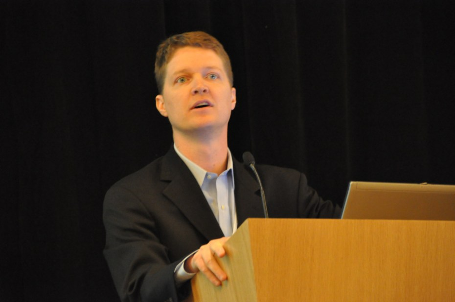 Tableau Software CEO Christian Chabot
