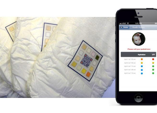 Pixie Scientific's 'smart diapers'