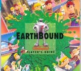 The EarthBound Player's Guide from Nintendo optimized for the Wii U gamepad.