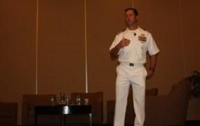 Navy Seal captain Thomas Chaby