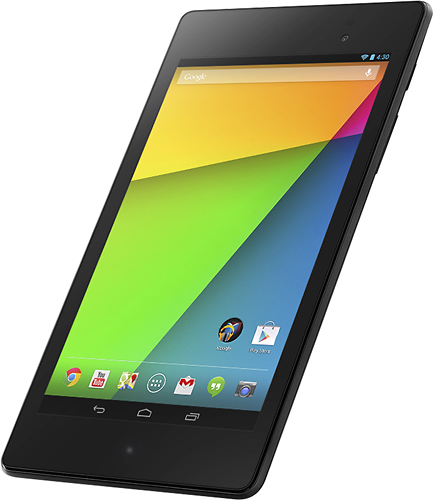 Google's new Nexus 7