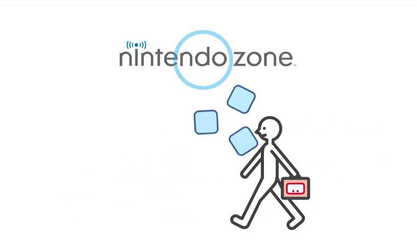 The Nintendo Zone StreetPass Relay.
