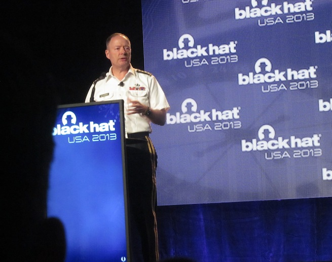 NSA Keith Alexander