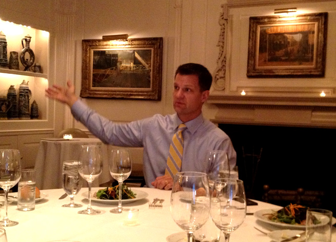 SAP executive vice president Steve Lucas.