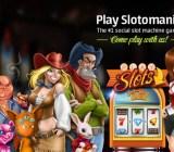 Caesar's publishes Slotomania.