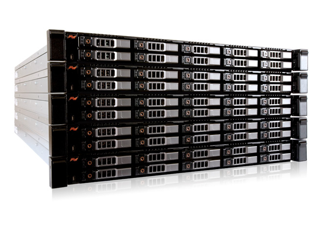 SolidFire's 9010 storage appliance
