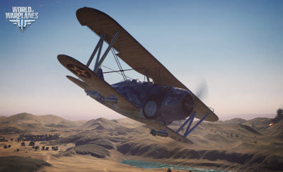 World of Warplanes 2