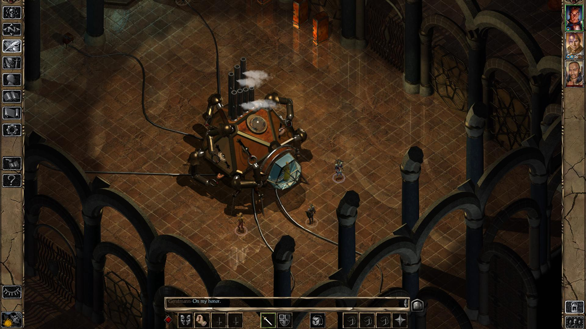 Baldur's Gate II: Enhanced Edition for PC.