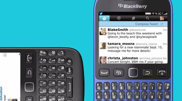 BlackBerry's cheap 9720 model
