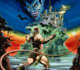 Artwork for Konami's original Castlevania.